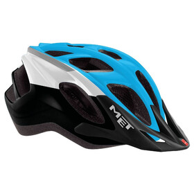 MET Funandgo Helm light blue/black